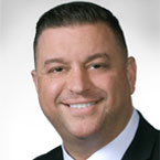 head shot of Justin Freeland, mortgage lender at Timberland Bank