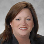 head shot of Liz Ringer, mortgage lender at Timberland Bank