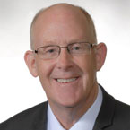 head shot of Bill Andrews, mortgage lender at Timberland Bank